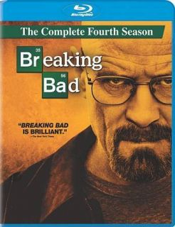 Breaking Bad The Complete Third Season (Blu ray Disc, 2011, 3 Disc