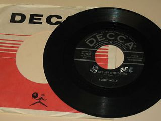 buddy holly record in Records