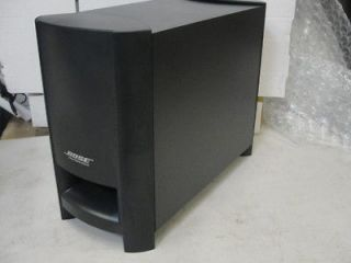 Bose 3 2 1 GS Series III Powered Subwoofer *** Tested ** Works Great