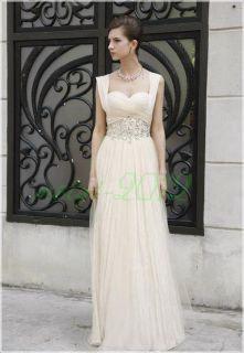Wedding Bridal Dresses Evening Dress Bridesmaid Ball Gowns Custom