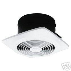 BROAN 504 CEILING BATHROOM KITCHEN EXHAUST FAN 350CFM