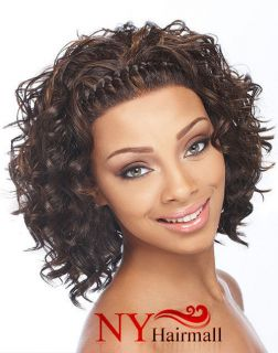 Its a Wig Synthetic Hair Braid Lace Front Wig   Candi