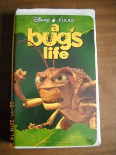 Bugs Life VHS 1999 in VHS Tapes