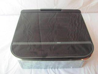 DOMETIC ORIGO 2500E BLACK GLASS TOP SINGLE BURNER BOAT STOVE 9581419