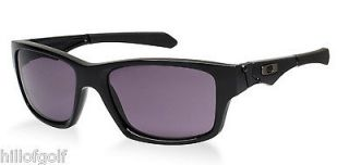 NEW AUTHENTIC OAKLEY JUPITER SQUARED SUNGLASSES BLACK / GREY.NEVER