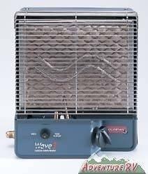 Olympian RV Camper Trailer Wave 3 Catalytic Propane LP Portable Heater
