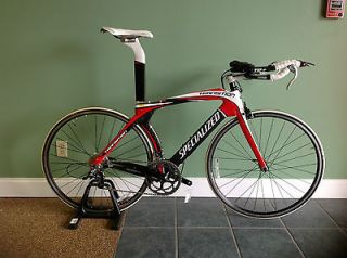 SPECIALIZED TRANSITION COMP TRIATHLON TIME TRIAL CARBON BIKE