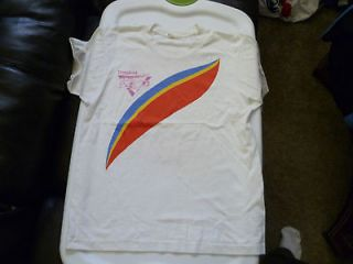 CAPTAIN EO PREMIERE WEEKEND SEPTEMBER 1986 T SHIRT MICHAEL JACKSON