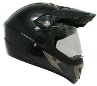 dual sport motorcycle helmets in Helmets