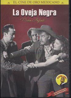 La Oveja Negra 1949 DVD NEW Pedro Infante Includes Extras