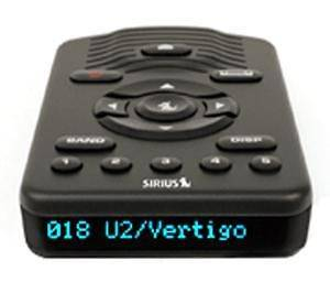 sirius sv1 in Portable Satellite Radios
