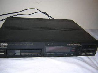 pioneer compact disc player in CD Players & Recorders