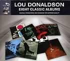 Lou Donaldson EIGHT CLASSIC ALBUMS 52 Tracks New Sealed 4 CD BOX SET