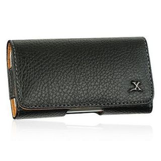 Cell Phone POUCH Leather HOLSTER Belt Clip Case for LG REVOLUTION