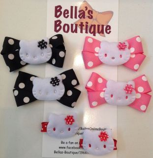 hello kitty hair bow in Kids Clothing, Shoes & Accs