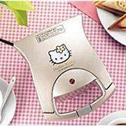Hello Kitty Hot Sandwich Maker HP 4383KT by TWINBIRD kawaii cute