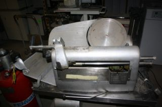 hobart 1712 meat slicer in Slicers