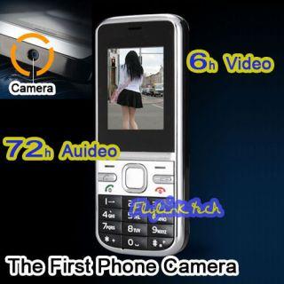 Cell Phone Nanny Hidden HD Spy Hidden Camera Video Recorder USB SC97