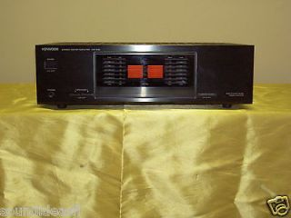 power amplifier kenwood in TV, Video & Home Audio
