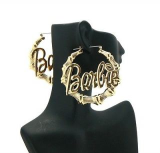 nicki minaj barbie earrings in Jewelry & Watches