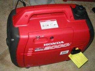 HONDA EU2000 in Business & Industrial