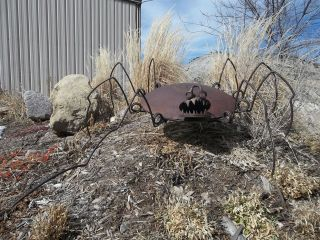 ROCKY MOUNTAIN BARKING SPIDER ANTIQUE FARMING EQUIP WHEAT PLOW