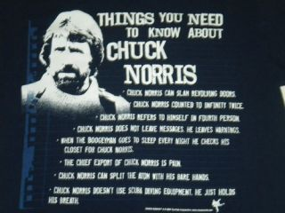 Things You Need to Know About Chuck Norris Short Sleeve T Shirt