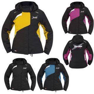 Ski Doo X Team Womens (2013) Snowmobile Jacket Ski Doo XS 3XL Ladies
