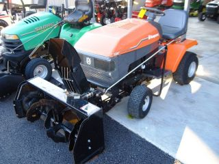 Husqvarna Snow Cab For Lawn Tractor New