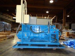 Vickers Hydraulic Power Unit System 50HP 45 GPM PVB45RS , Hydraulic