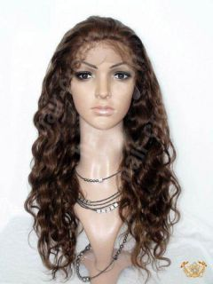 India Remi Human Hair Lace Wig Body Wave Ponytail Baby Hair