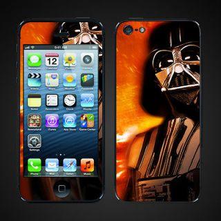 iphone 5 vinyl Skins Kit   Darth Vader Star Wars Clone Lord vader