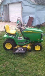 Lawn Mower/Tractor John Deere Lx 280