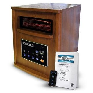 1500 Watt 6 Element 1800 Sq Ft Quartz Infrared Heater 2013 Model