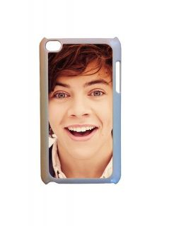 1D UK Harry Styles FACE ★ iPOD TOUCH 4 4G HARD CASE BACK COVER