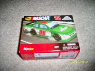 BRAND NEW! NASCAR DALE EARNHARDT JR #88 MICRO CAR KNEX BUILDING SET!