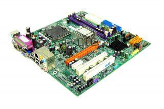 ACER ECS 946GZT AM V1.0 LGA775 DDR2 SATA2 PCIE X16 VGA LPT USB LAN