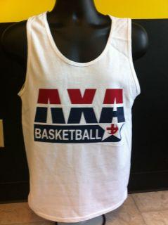 Lambda Chi Alpha Tank Top Jersey Dream Team Basketball USA America
