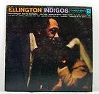 DUKE ELLINGTON ellington indigos LP COLUMBIA CL 1085 JAZZ/POP VG+