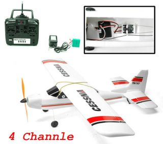 Ch Electric Radio Remote Control Airplane RC CESSNA 747 RC RTF
