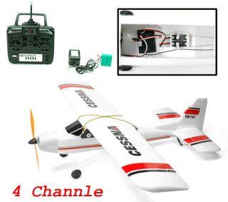 Ch Electric Radio Remote Control Airplane RC CESSNA 747 RC RTF