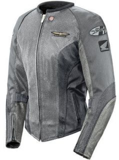 Joe Rocket Ladies Skyline 2.0 Mesh Goldwing Jacket Silver