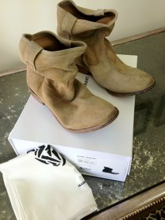 isabel marant jenny boot in Boots