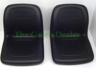 Newly listed JOHN DEERE GATOR HIGH BACK BLACK SEAT SET FITS 4X2 6X4