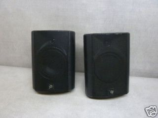 Acoustic Research AR HC1 Speaker (pair speaker)