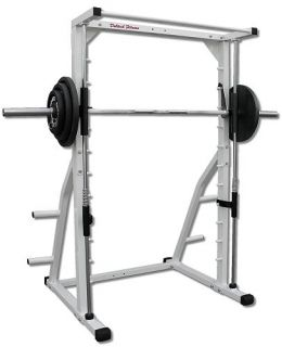 DF4900 Linear Bearing Smith Machine by Deltech Fitness (Scratch & Dent