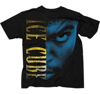 ICE CUBE   Half Face   T SHIRT S M L XL 2XL Brand New   Official T