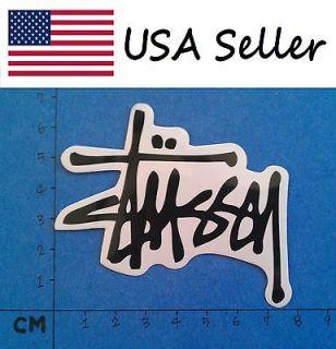 Stussy Classic Vinyl Sticker (005) Skateboard Car Window Bumper Decal