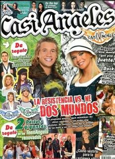 TEEN ANGELS CASI ANGELES magazine Argentina May 2010 # 39