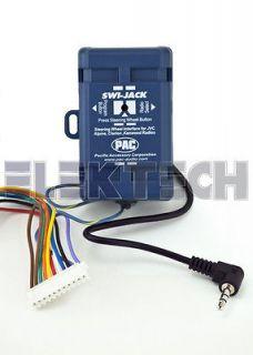 PAC SWI JACK STEERING WHEEL CONTROL 4 KENWOOD DDX418